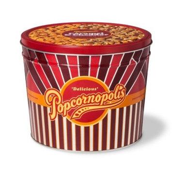 Popcornopolis Holiday Popcorn Tin - 1ct
