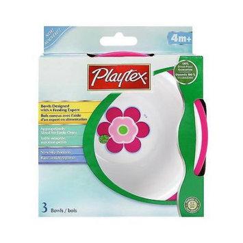 Regent Baby Playtex 4pk Bowls