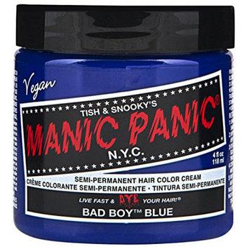 Manic Panic Semi- Permanent Hair Dye Bad Boy Blue