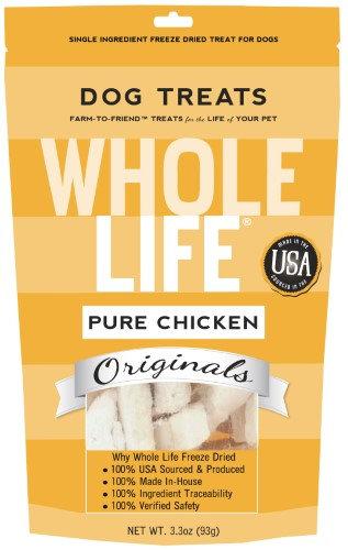 Whole Life Originals Pure Meat 100% Chicken Treats