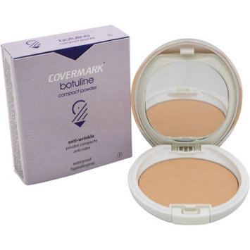 Botuline Compact Powder Waterproof - # 3 by Covermark for Women - 0.35 oz Powder