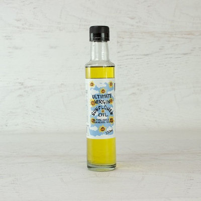 David's Pure Virgin Sunflower Oil - 8.45 fl oz (250 ml)