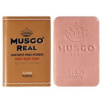 Claus Porto Musgo Real Spiced Citrus Soap for Men, 5.6 Ounce