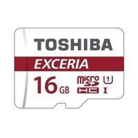 Toshiba EXCERIA 16GB microSDHC