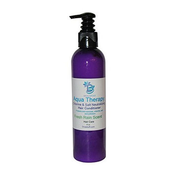 Aqua Therapy Chlorine & Salt Neutralizing Hair Conditioner, Removes Chlorine, Salt and Pollution from Hair, Plus Nourishes, Protects and Deodorizes, 8oz