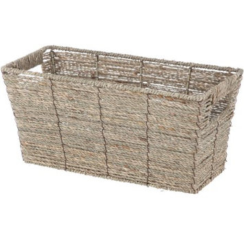 Mainstays Hz Large Seagrass Basket