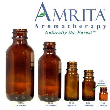 Organic Cornmint Essential Oil - Mentha arvensis - 100% Pure Undiluted & Therapeutic Grade, Premium Quality Aromatherapy oils, Tested & Verified - 10ML : AMRITA Aromatherapy