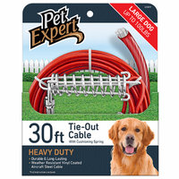 Westminster Pet Products 4 Packs PE 30' HW Dog Tie Out