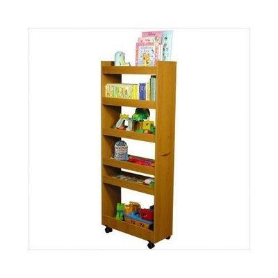 Venture Horizon Thin Man Pantry Cabinet Oak [oak]