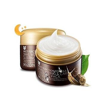 [MIZON] Snail Wrinkle Care Sleeping Pack 80ml / Night Treatment pack: Beauty