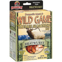 Hi-country Hi Country Wild Game Seasonings Wisconsin Style Bratwurst Premium Sausage Seasoning & Cure Kit, 22.06 oz