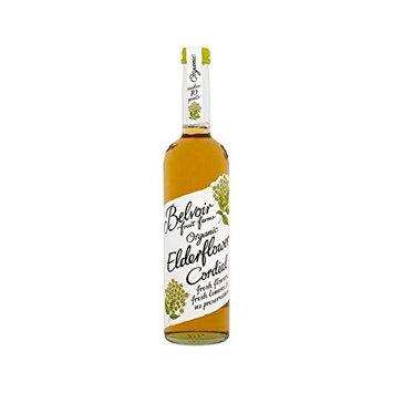 Belvoir Organic Elderflower Cordial 500ml