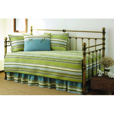 Stone Cottage Bedding Fresno Daybed Multi Green