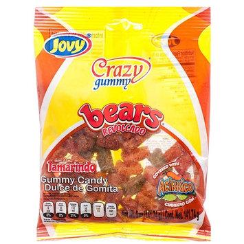 Tamarind Gummy Bears Tamarindo Mexican Candy 5 Oz - 3 Pack [3]
