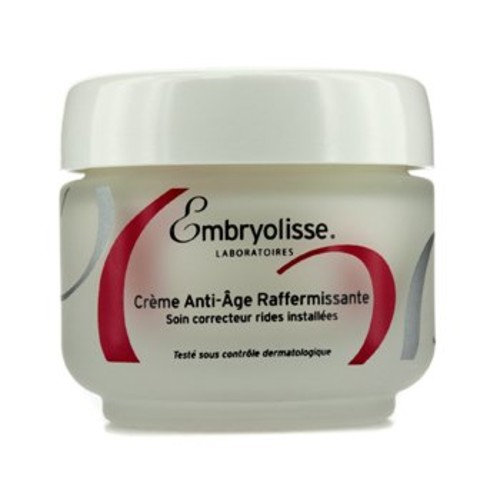 Embryolisse - Anti-Aging Firming Cream - Collagen and Hyaluronic Acid Moisturizer - Age 40+ - 1.7 fl. oz. - Paraben-Free - Made in France