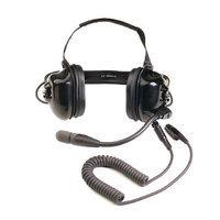 MOTOROLA PMLN5278B Headset, Heavy Duty Headset, PTT