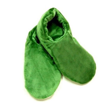 Herbal Concepts HCSLIP2OG Herbal Comfort Luxury Slipper - Olive