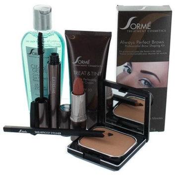 Sorme Cosmetics Sorme Full Makeup Kit: Medium Skin Tone