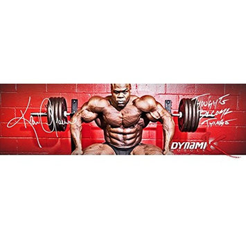 Savage Roar   Dynamik Muscle   Pre-Workout   Formulated By Kai Greene (Forceful Fruit Punch) 315 grams