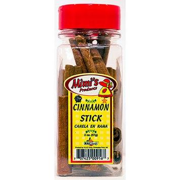 Nac Foods MIMI'S 9.5-CINNAMON STICK 12/2 OZ