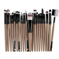 Professional Makeup Brush Set Makeup Brushes for Facial Brow and Lip by TOPUNDER Y