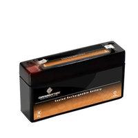 UB613 6V 1.2AH PS-612 NPH136 NP1.2-6 SLA AGM Battery