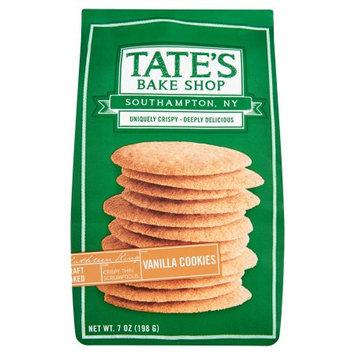 Tate's Bake Shop Tates, Cookie Vanilla, 7 Oz (Pack Of 6)