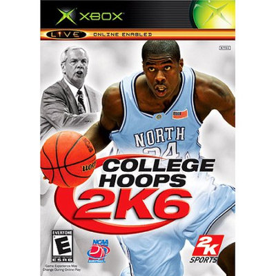 Take-two Take Two Interactive 114089 College Hoops 2K6