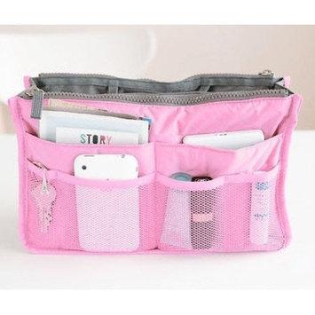 Handbag Pouch Bag in Bag Organiser Insert Organizer Tidy Travel Cosmetic Pocket Makeup Bag