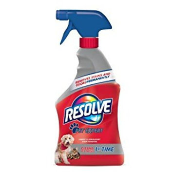 Resolve Pet Stain Remover Carpet Cleaner (22 Ounce)