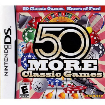 Destineer 50 More Classic Games (DS) - Pre-Owned