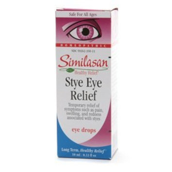 Similasan Stye Eye Relief Eye Drops 0.33 fl oz 0.33 fl oz (10 ml)