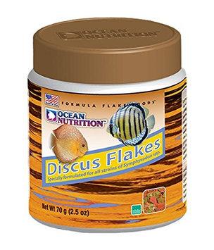 Ocean Nutrition Discus Flakes: 2.5 oz