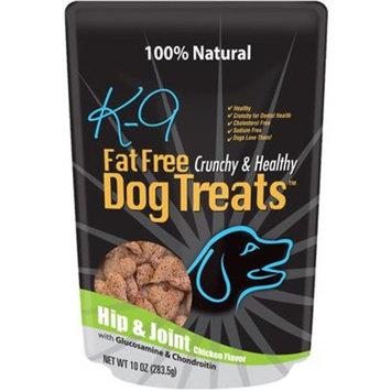 K-9 Fat Free Dog Treats Hip & Joint [Options : Chicken Flavor (4 oz)]