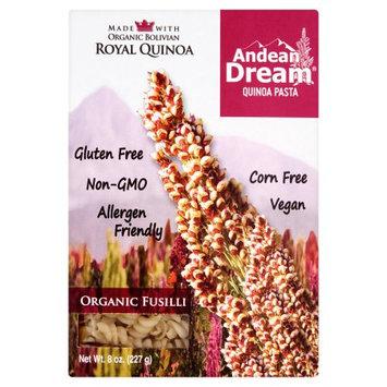 Andean Dream Llc Andean Dream, Pasta Quinoa Fusilli, 8 Oz (Pack Of 12)