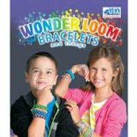 Wonder Loom Book, Bracelets and Things