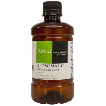 DaVinci Laboratories of Vermont, Liposomal C, 10.15 oz (300 ml)