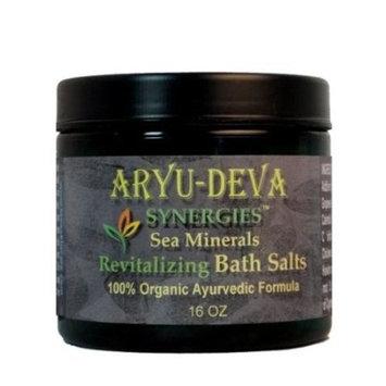 REVITALIZING/DETOX BATH SALTS & SCRUB | Natural Pink Himalayan Salt infused w/Organic Essential Oils & Botanical Extracts