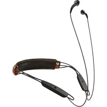 Klipsch Llc. Klipsch - Reference X12 Wireless In-ear Behind-the-neck Headphones - Black/brown
