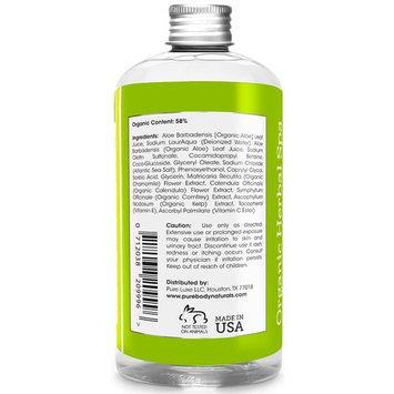Pure Body Naturals Organic Chamomile 3-in-1 Shampoo/Body Wash/Bubble Wash, 8 Fl. Oz.