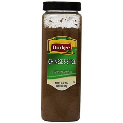 Durkee Chinese 5 Spice, 16 Oz