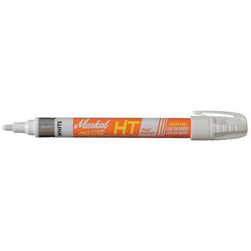 MARKAL 97301G Paint Marker, White,1/8 in. Tip