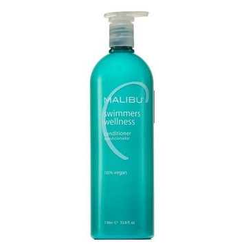 Malibu C Swimmers Wellness Conditioner (1 liter) - As Pictured