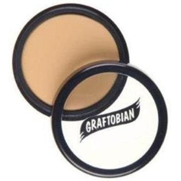 Graftobian HD Glamour Creme Foundation 0.5oz Midnight Marigold by Graftobian