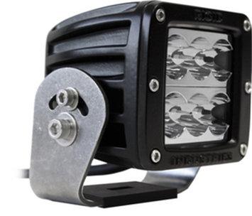 Rigid Industries 52112 D-Series; Dually HD D2; Wide LED Light