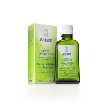 Weleda Cellulite Body Oil, 3.4 Ounce [Birch Cellulite]