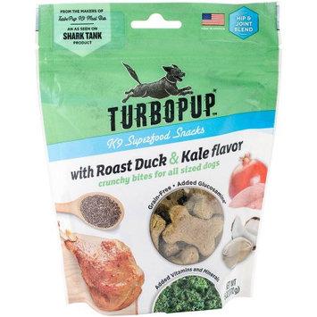 Fetch For Pets FFP8740 TurboPup K9 Superfood Snacks - Roast Duck & Kale
