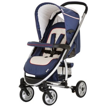 Hauck Malibu Stroller and Car Seat Adaptor, Navy (Discontinued by Manufacturer) (Discontinued by Manufacturer)