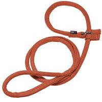Dogline M8053-4 60 L x 0. 5 W inch Comfort Microfiber Round Slip Lead, Orange