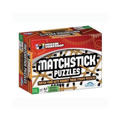 Outset Media - Noggin Workshop Matchstick Puzzles